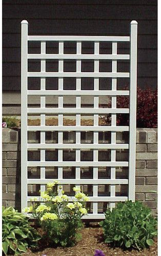 Keghon Country Garden Vinyl Lattice Panel Trellis Garden Trellis Wall Trellis Vinyl Lattice Panels