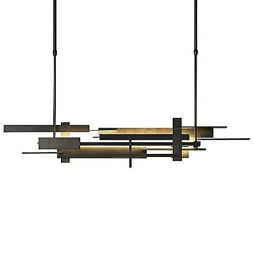 Planar LED Linear Suspension by Hubbardton Forge at homeclick.com $1800 w/15% off