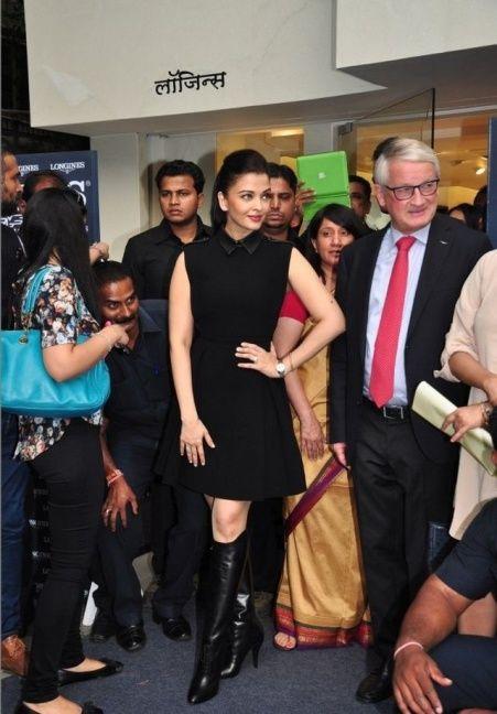 Aishwarya Rai at Longines Store Launch Photos - Surli.in