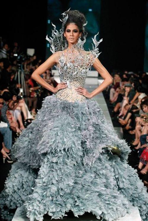 Awesome Meet Tex Saverio u The Katniss Wedding Dress Designer