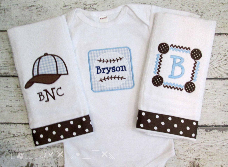 Burp Cloths Custom burp cloths Girl burp cloths Embroidered Burp Cloths Baby Burp Cloths Baseball burp cloths Boy Burp Cloths
