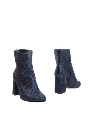 ELIANA BUCCI Women's Ankle boots Steel grey 10 US