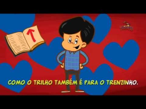 TRENZINHO - 3PALAVRINHAS - VOLUME 2 - YouTube