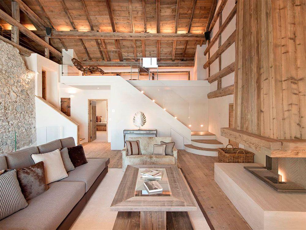 My leitmotiv en una casa de madera 1 small home ideas in 2018