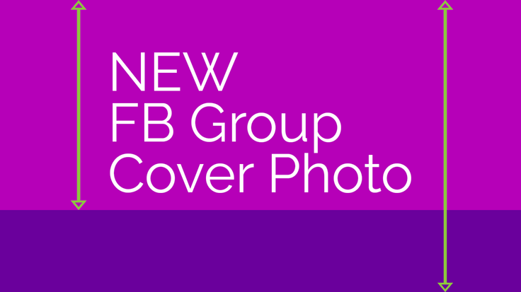 Facebook Group Cover Photo Size 2020 Free Template Group Cover Photo Cover Photos Video Marketing