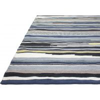 Longwood Multi Indoor Outdoor Pet Polyester Fiber Rug Gray Rug Fab Habitat Eco Friendly Home Decor Rugs Eco Friendly House Pets