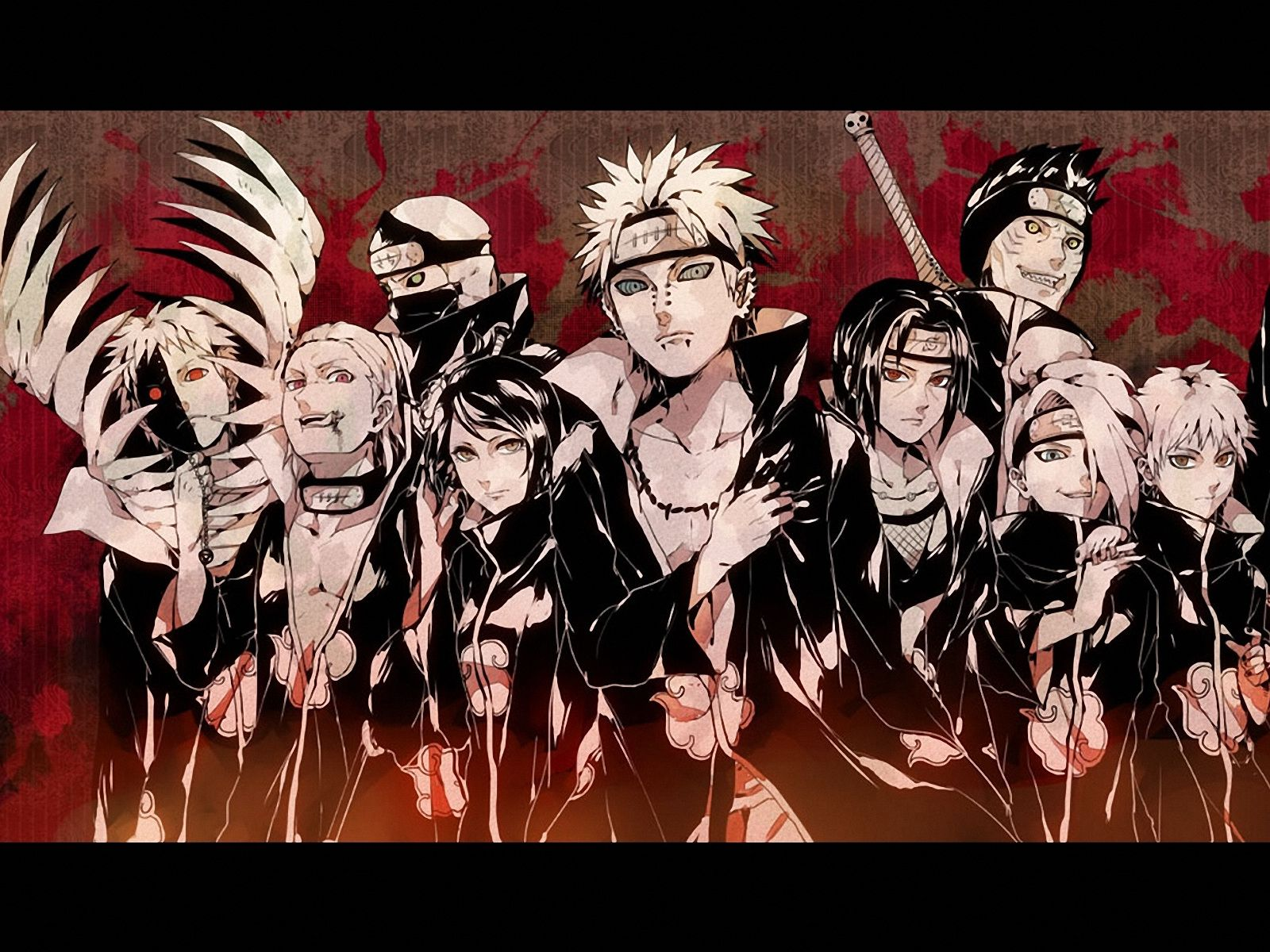 Http Wfiles Brothersoft Com N Naruto Wallpaper 1600x10 Jpg Naruto Wallpaper Wallpaper Naruto Shippuden Best Naruto Wallpapers