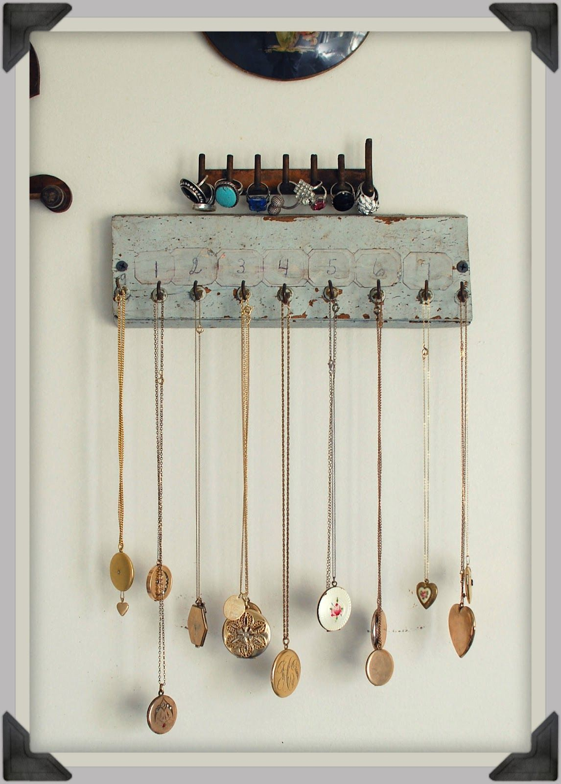Do It Yourself Jewelry: Jewelry Displayed, Find Yours @ Www.junqfusion.com Only On