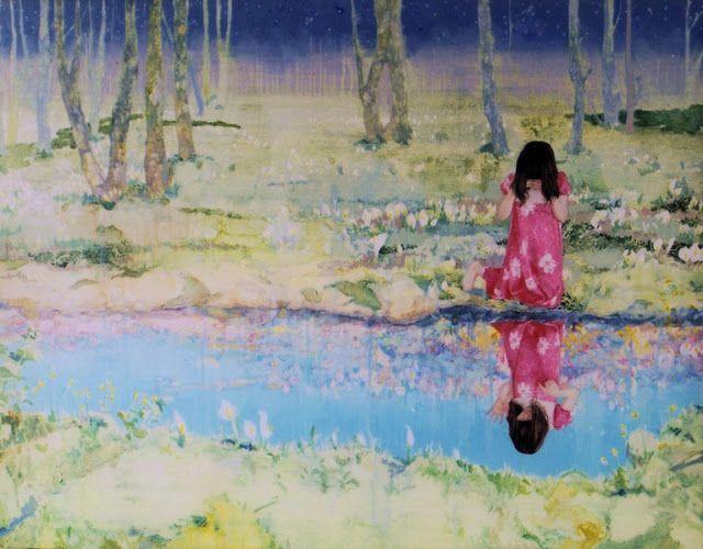 Contemporary Artist Naomi Okubo Japan Figurative Artists