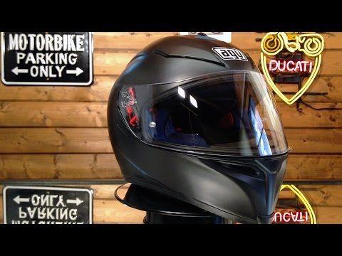 Agv K5 Helmet Matte Black Agv Helmets Formotorbikes