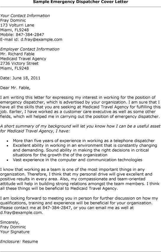 excellent police chief cover letter sample for resume and resume - Police Chief Cover Letter