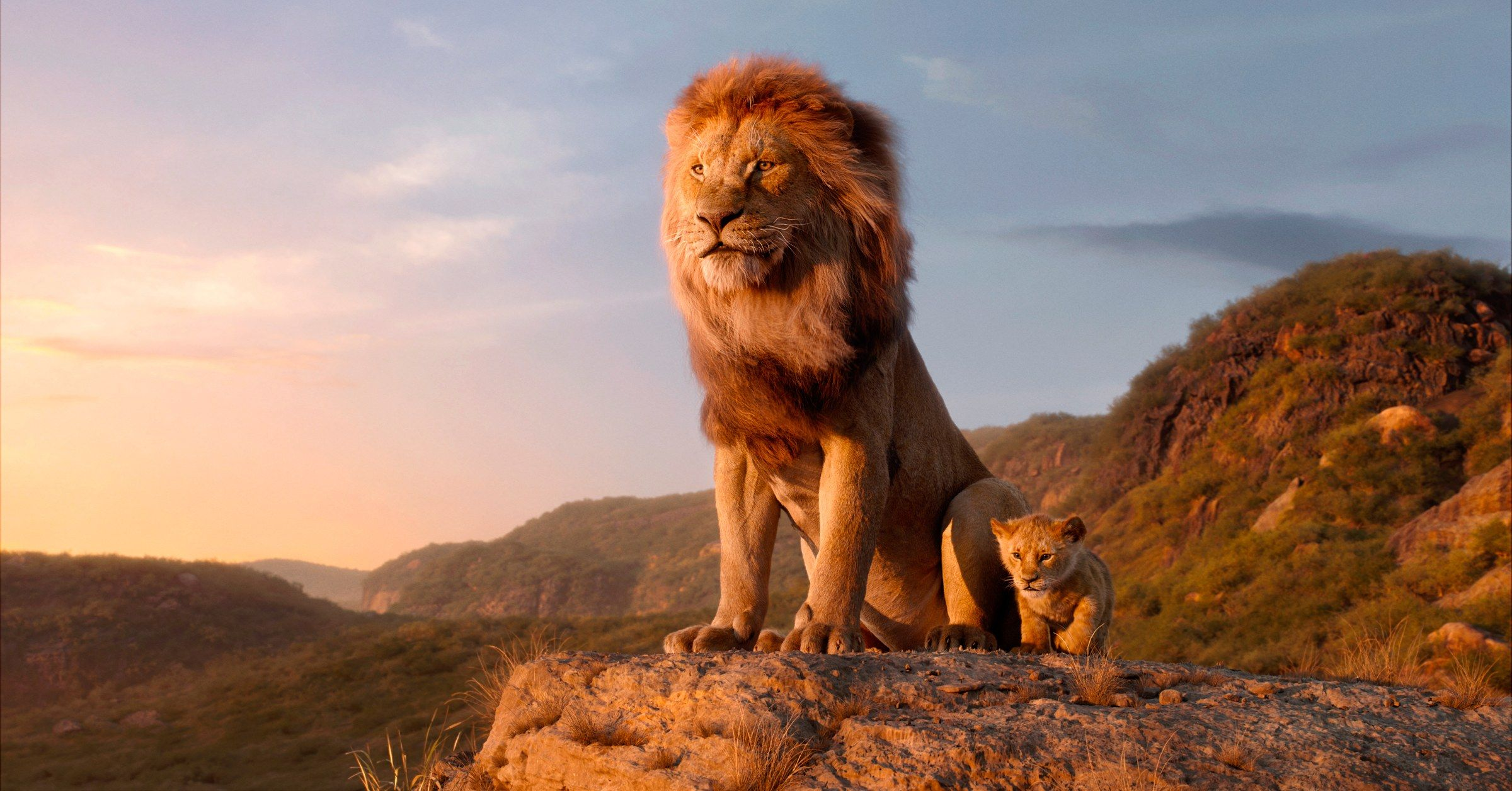 Comme Des Betes Bande Annonce Disney S New Lion King Is The Vr Fueled Future Of Cinema Avec