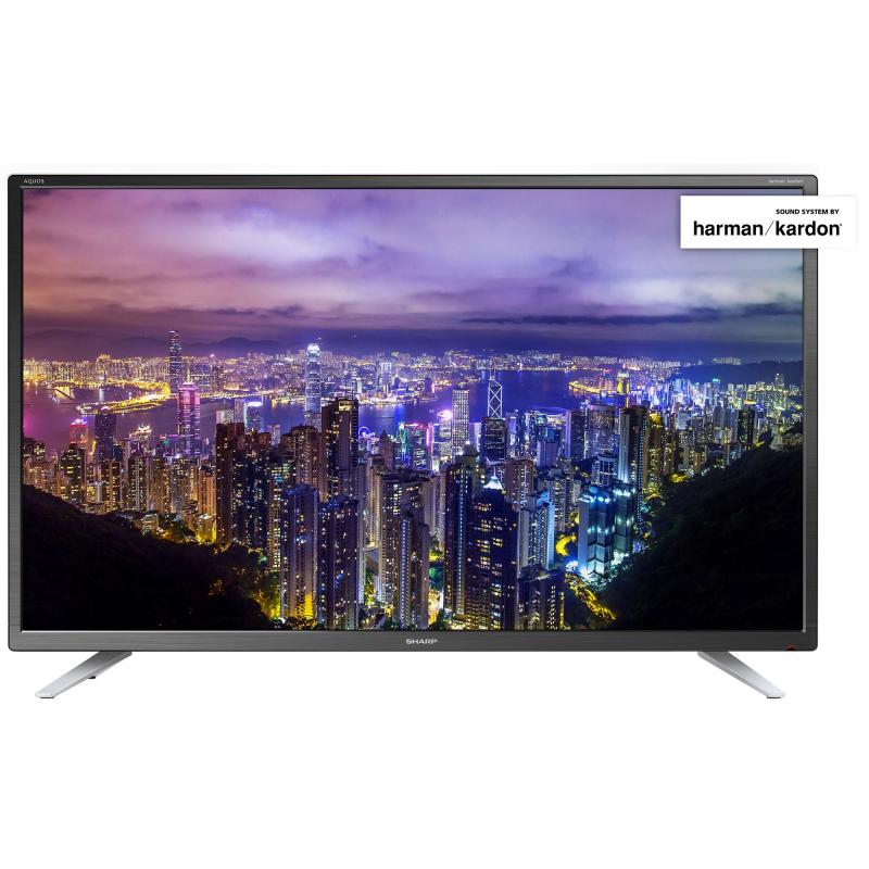 "SHARP LC32CFG6022E smart TV 32"" Телевизор, Дисплей"