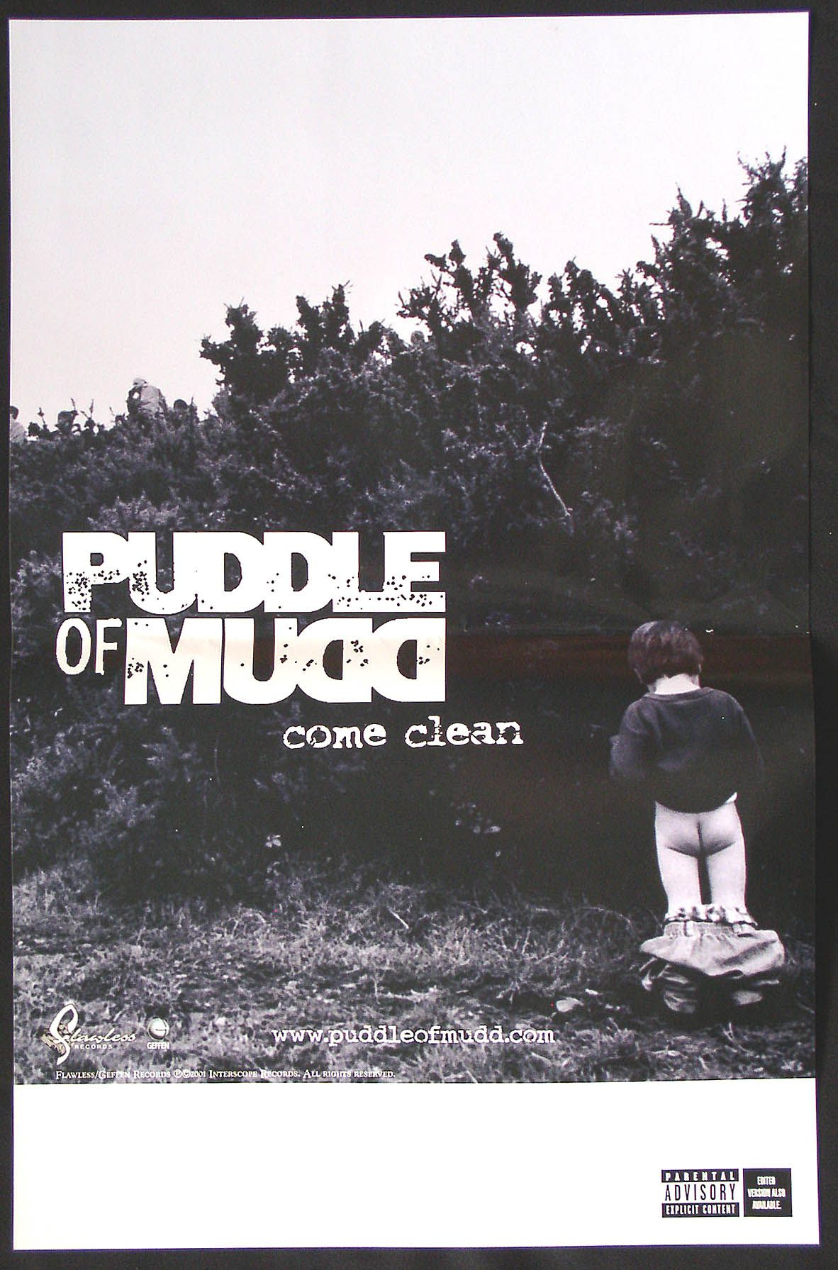 Puddle of Mudd - Come Clean - good album | Rock On-Bands I