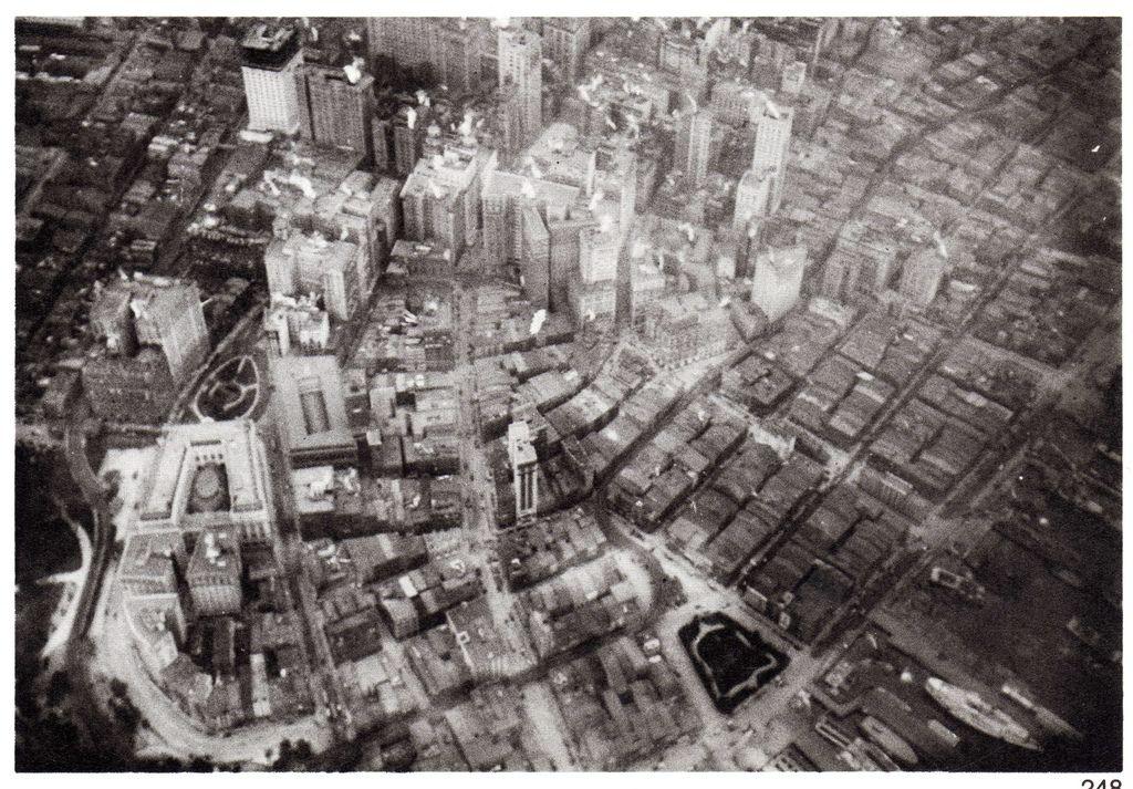 Lower manhattan Manhattan in 1906 Places