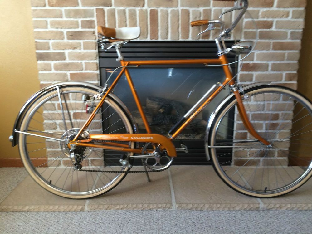 64d5d552eb5 Vintage 1967 Schwinn Collegiate DeLuxe 5-Speed Bicycle | lets go ...