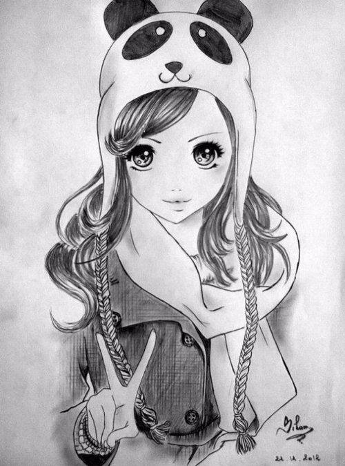 Epingle Par Aileeyeol Sur Personage Dessin Dessin Kawaii