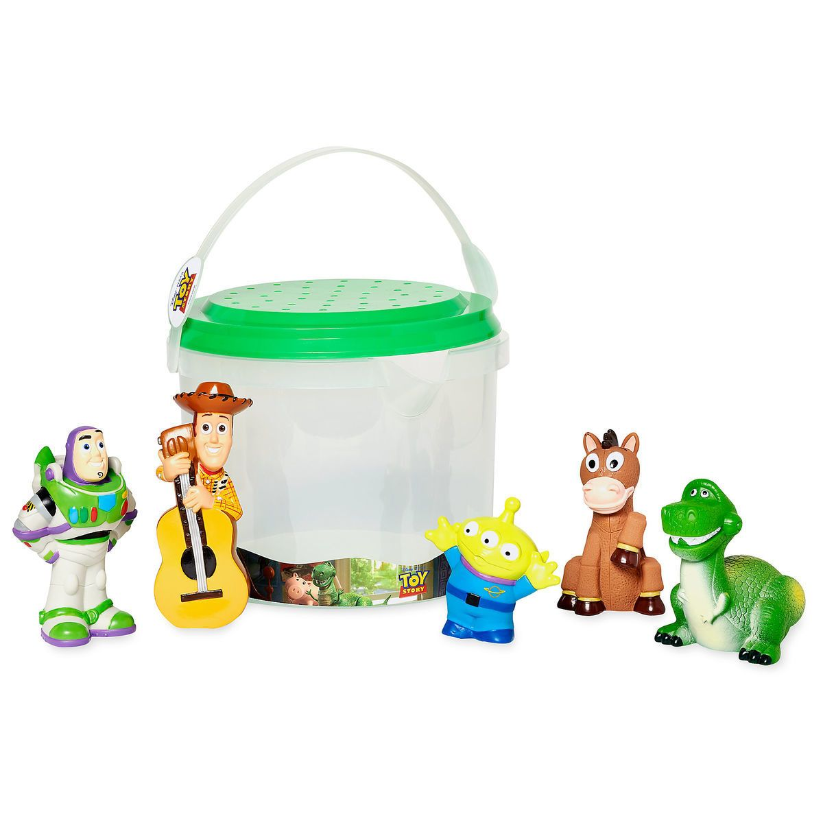 Toy Story Bath Set Disney Store Toys Disney Toys Toy Story