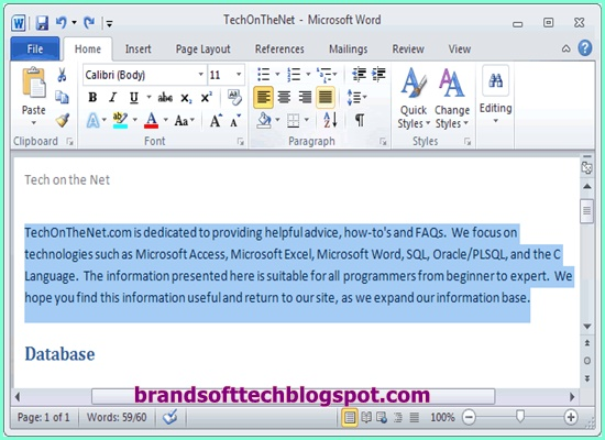 How To Get Microsoft Word Free On Windows 7
