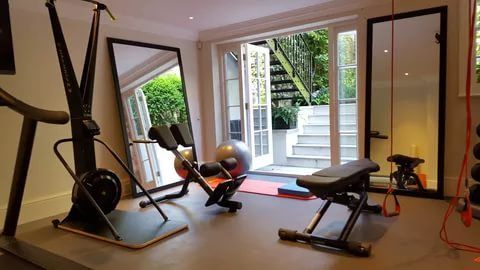Home crossfit gym ideas valo i