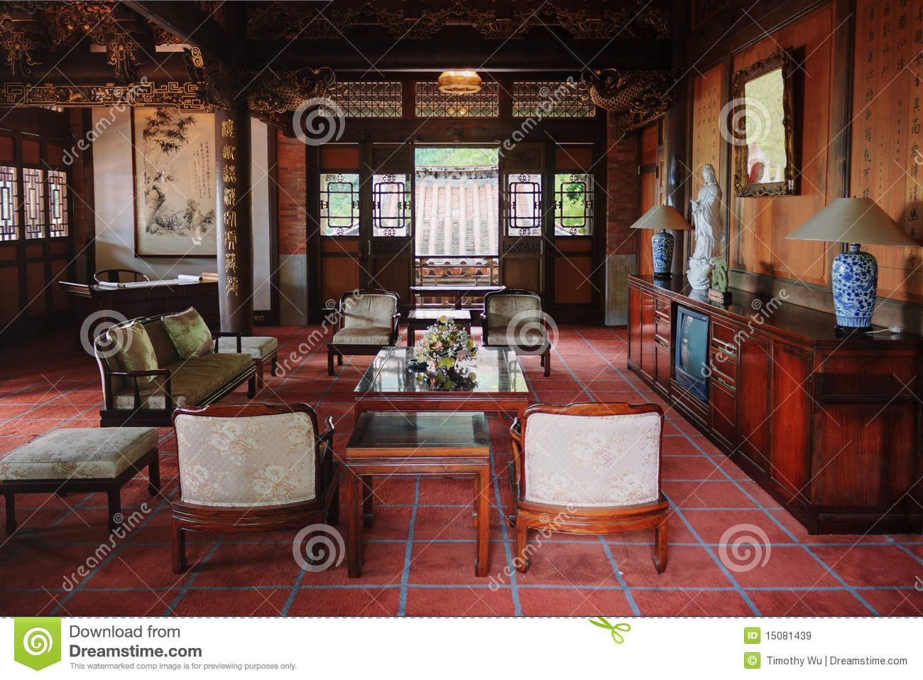Traditional asian interior traditional asian interior design - Chinese Traditional House Interior Google Search