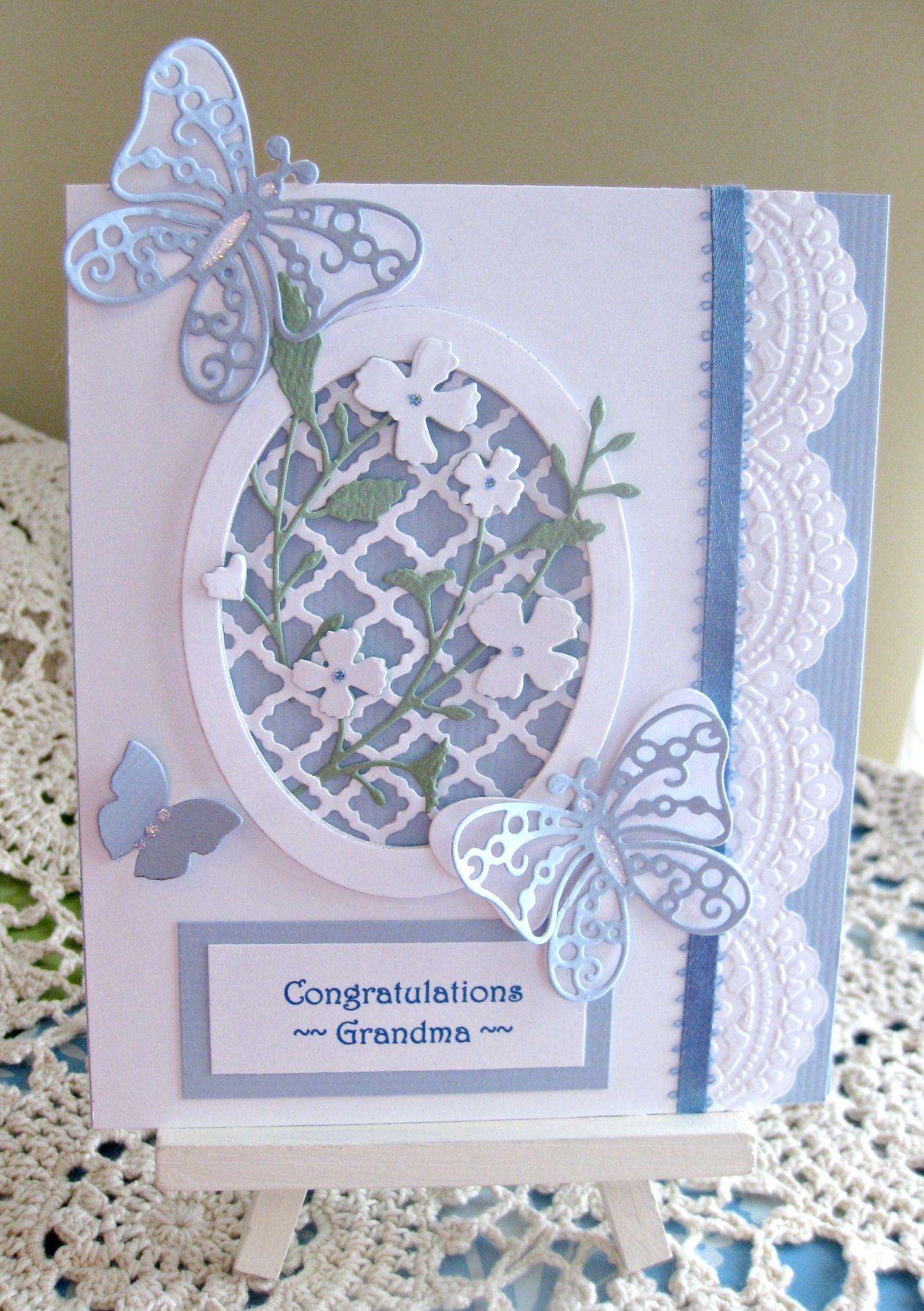 Congratulations new grandma scrapbook crafting pinterest