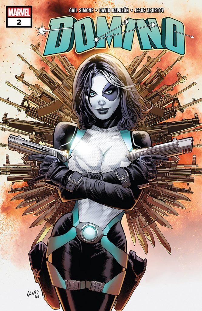 Domino-2 #marvelcomics #xforce #comicstrove #comicbooks