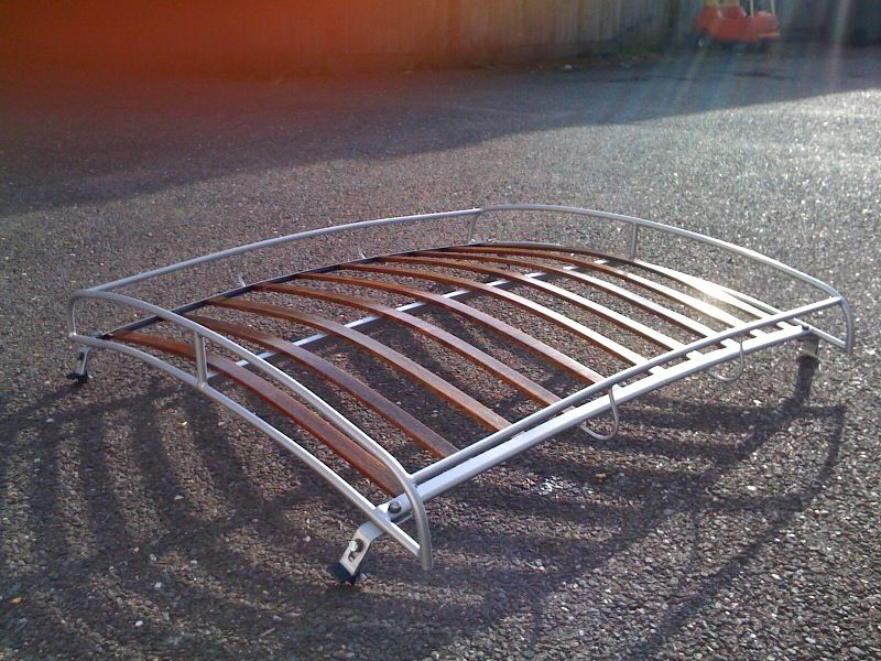 Retro Roof Rack New Beetle Owners Club Carros Vw Fusca Acessorios Auto