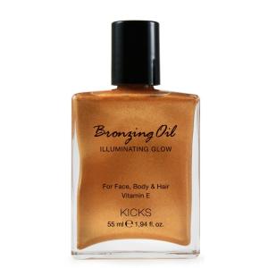 kicks bronzing oil