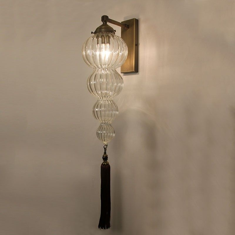Edit Imperial Wall Light Clear Gl Part Of Our Emporium