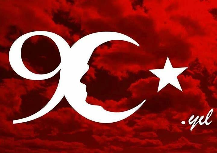 Türkiye Cumhuriyeti'nin evlatları olarak her ne kadar son 11 yıldır karnemiz pek parlak olmasa da Cumhuriyet'imiz hepimize kutlu olsun...
