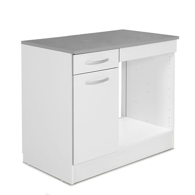 impressionnant meuble de cuisine pour four encastrable Décoration