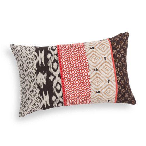housse de coussin nomad maisons du monde exotic pinterest housse de coussins maison du. Black Bedroom Furniture Sets. Home Design Ideas