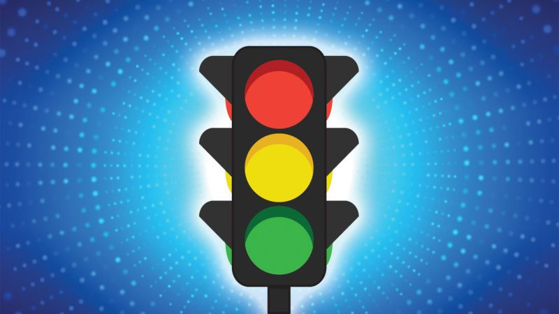 Ready Steady GO! Green Traffic Light by roman.trofimiuk on Creative ...
