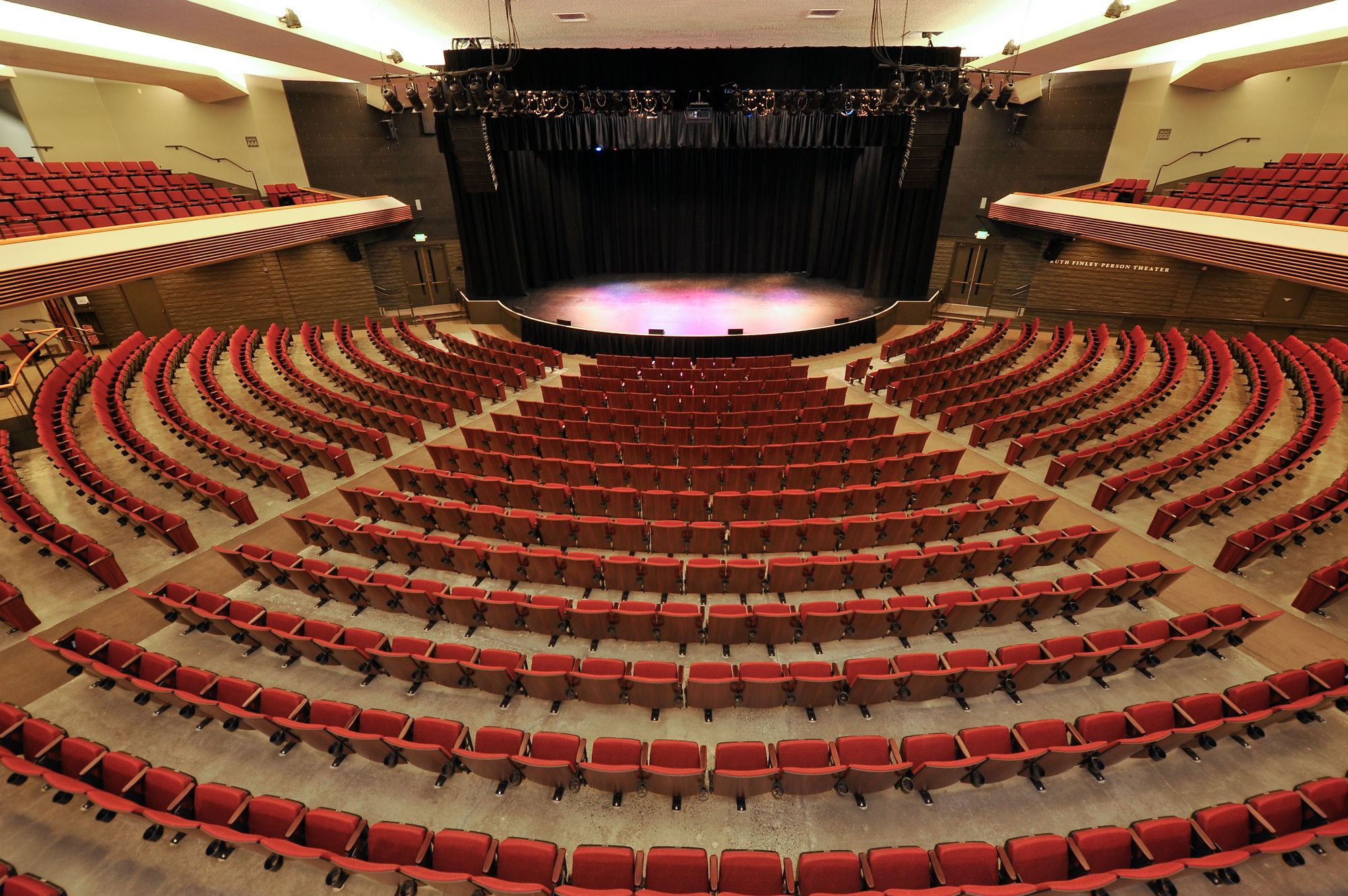 The Ruth Finley Person Theater Puts Your Event Center Stage And You In The Spotlight Seating Charts Seating Chair Popular
