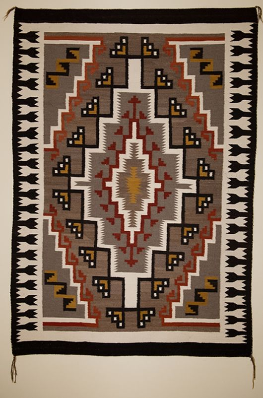 Historic American Indian Navajo Rugs | Tribaline | Navajo