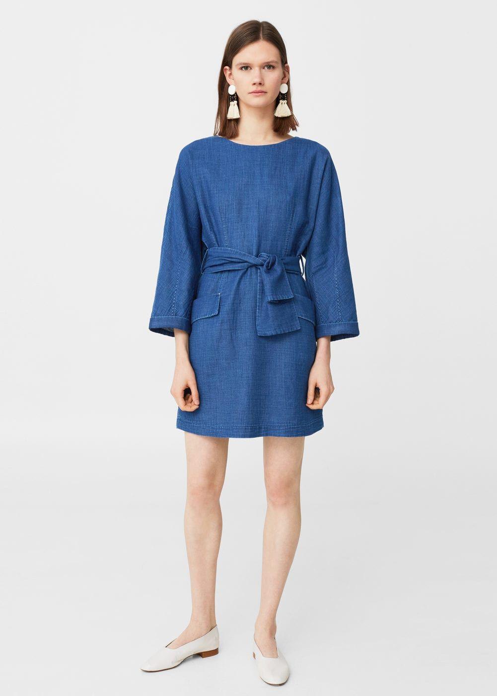 288bbd403f Medium denim dress - Women