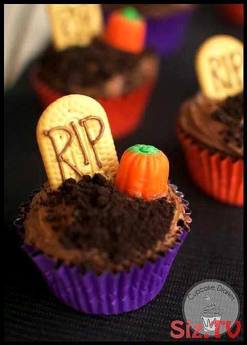 25 deliciously spooky Halloween cupcakes 25 deliciously spooky Halloween cupcakes 25 deliciously spooky Halloween cupcakes
