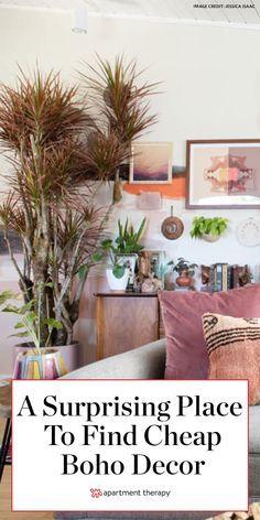 The Surprising Place You Can Find Boho Bedding & Decor for Way Less | Boho apartment decor, Boho bedding, Apartment decor
