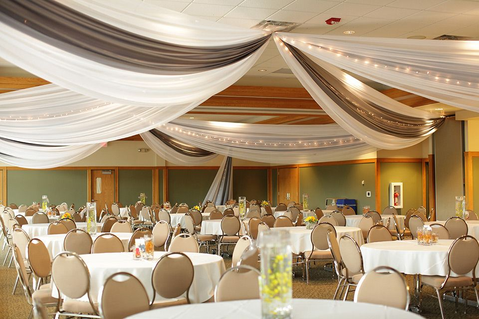 White And Pewter D At The Eagan Community Center