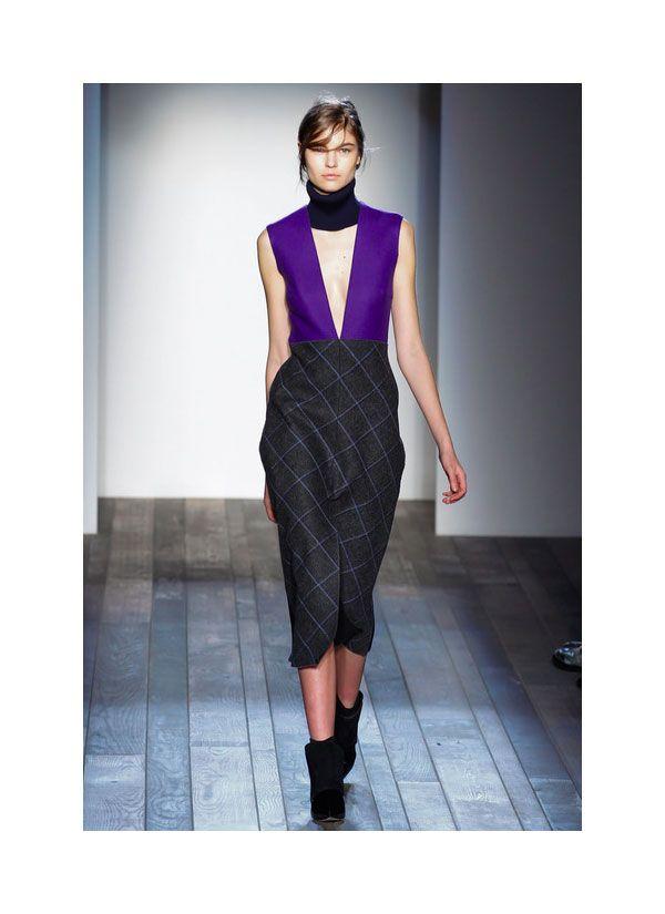 {runway inspiration : victoria beckham fall 2013}