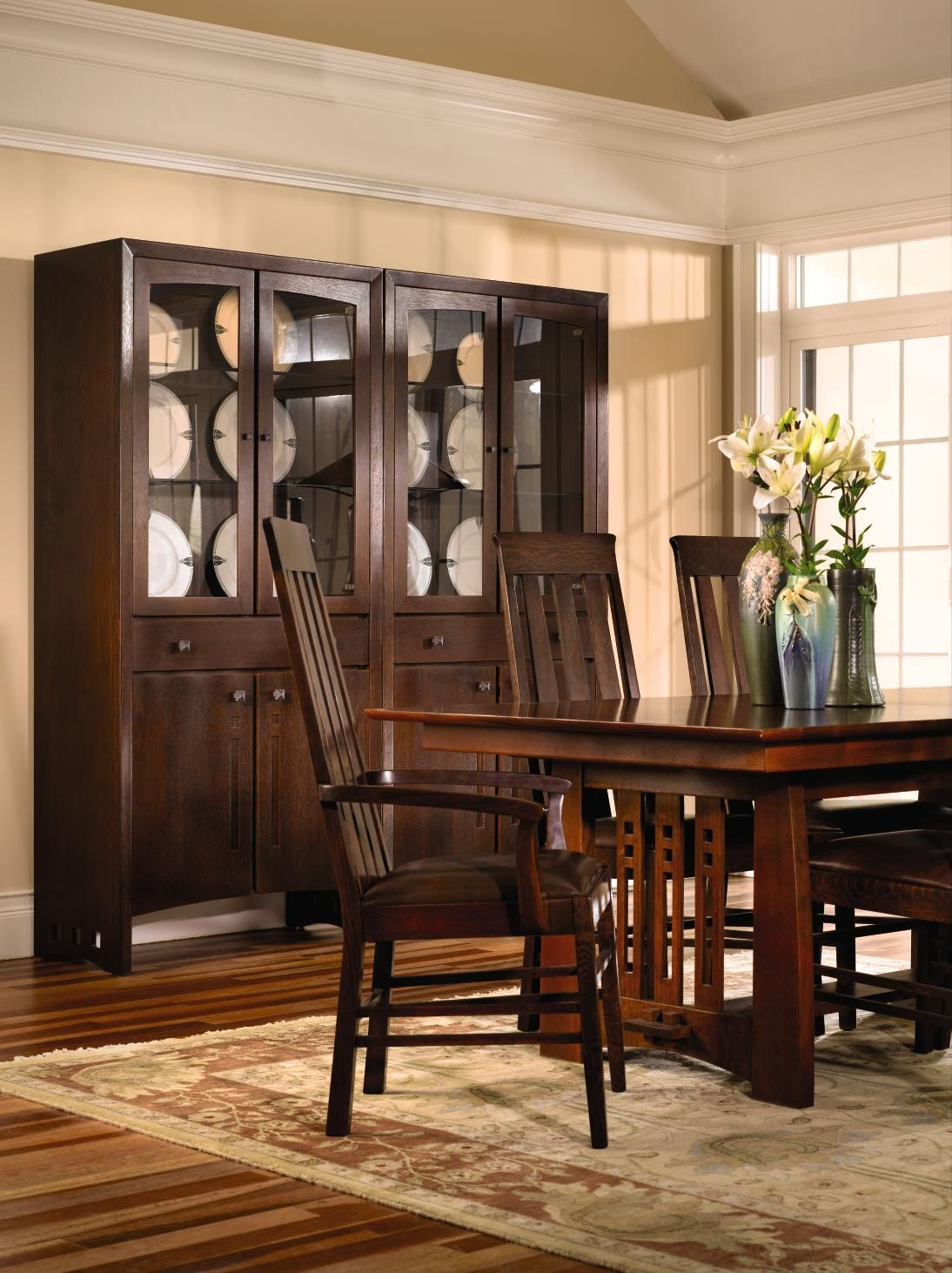 Stickley Highlands Dining Table. Simply Stickley