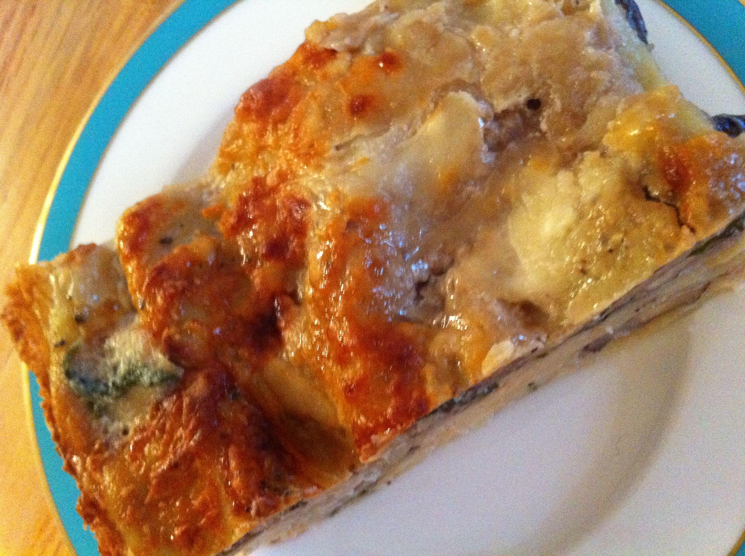 Barefoot Contessa Mushroom Lasagna