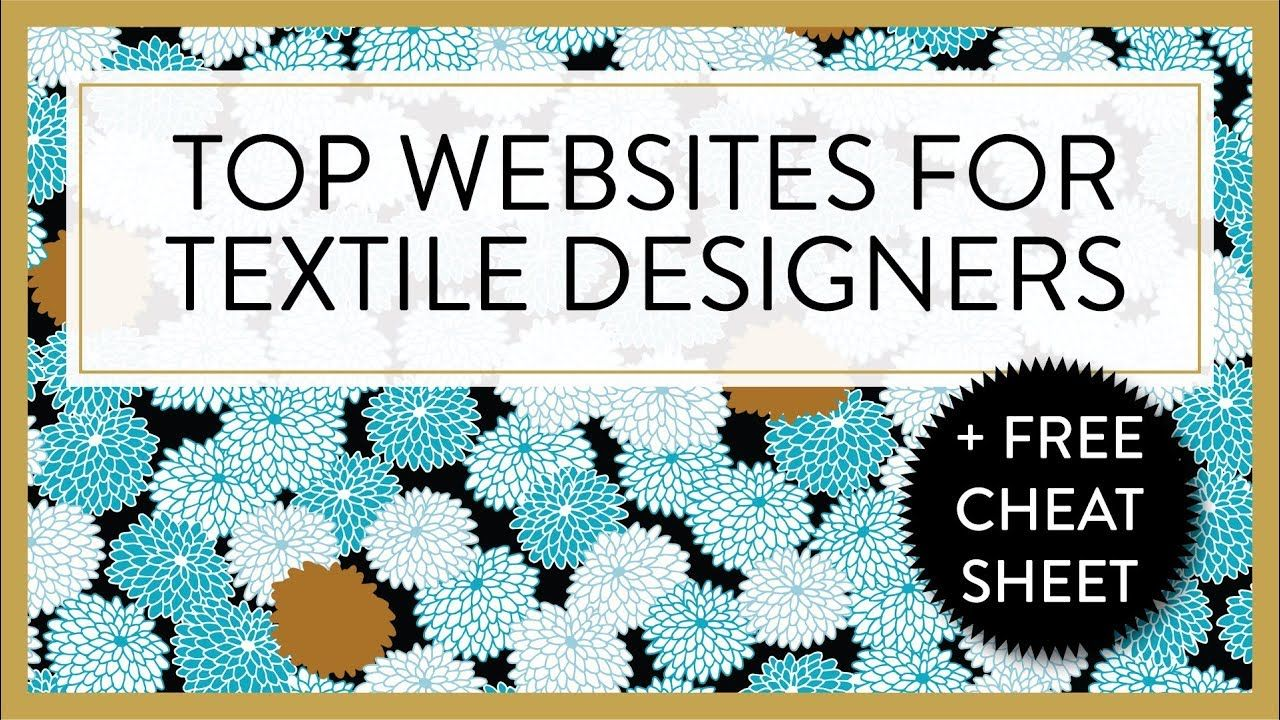 Top Websites For Textile Designers P Textile Design Textiles