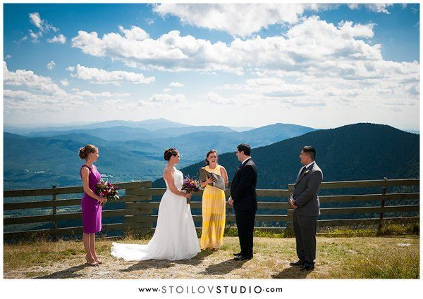 Our Wedding Venue Jay Peak Resort Vermont Elevation 4000 Stoilov Studio Burlington Vt Photography