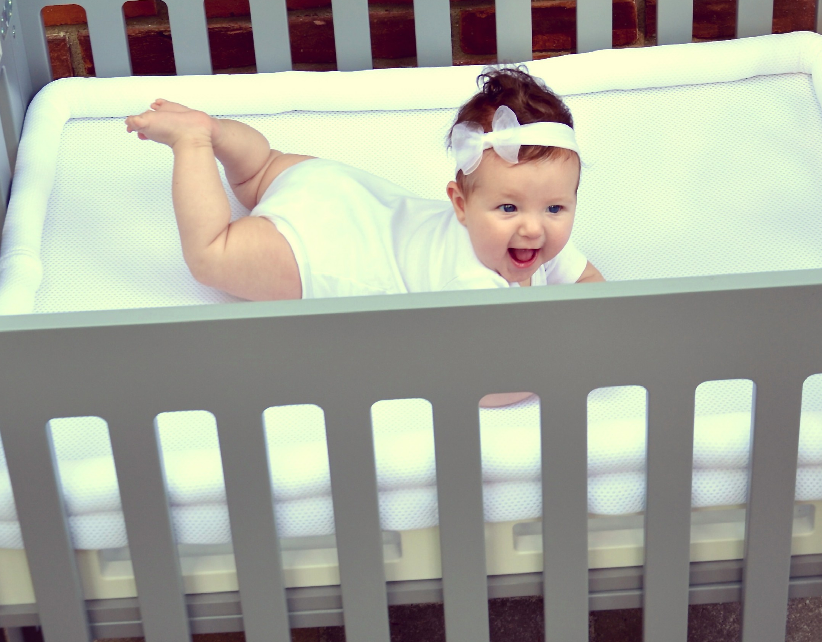 Check It Out Breathable Baby Mattress Baby Crib Mattress Organic Crib Mattress