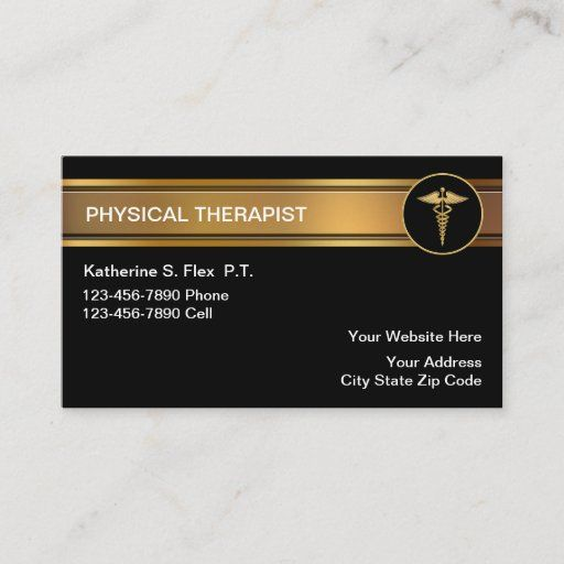 Physical Therapist Business Cards Psychologist Business Card Doctor Business Cards Psychologist Business
