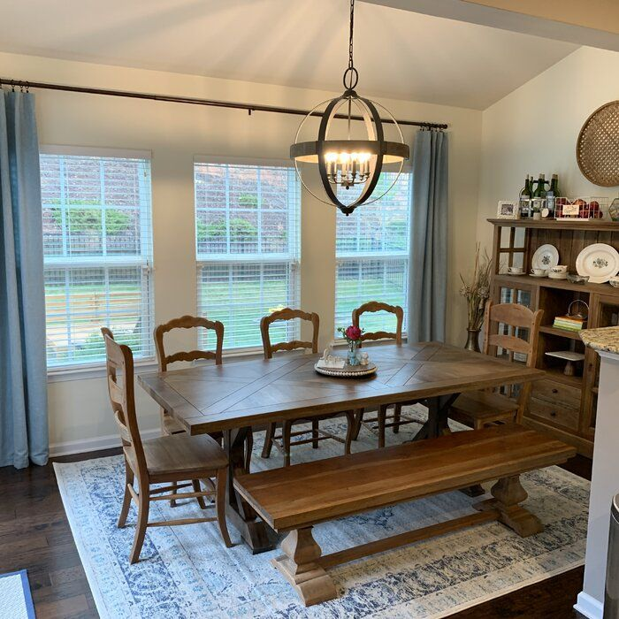 Giverny Area Rug & Reviews Birch Lane Primitive dining