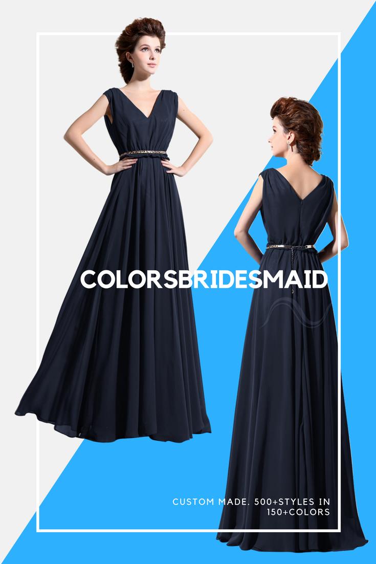 Colsbm cordelia navy blue bridesmaid dresses in weddings