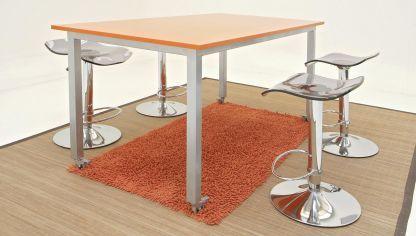 Estructura Metálica Para Mesa Mesas Muebles Y Bricolage